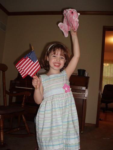 Lady Liberty?