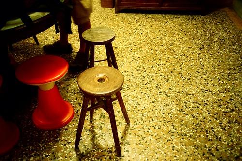 [Tainan]椅子的對話