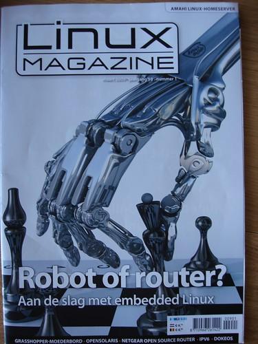 Hollandaca Linux dergisi