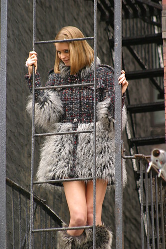 Chanel f/w '10 Campaign: Abbey Lee Kershaw