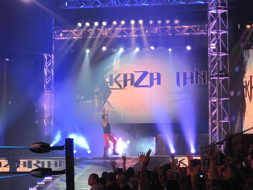TNA Slammiversary: Abyss vs. Kazarian vs. Brian Kendrick