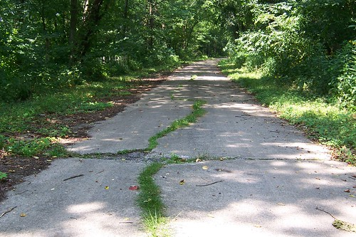 Old US 40, Putnam County