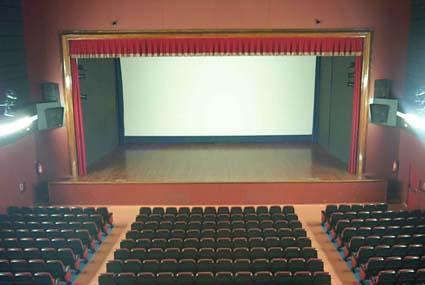 Sala de cine  (12) por ti.