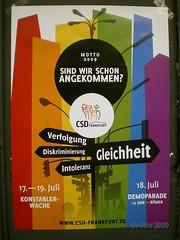 Christopher Street Day 2009 Frankfurt (01)