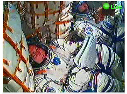 Inside Soyuz