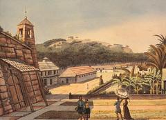 Dulce Nombre de Maria Church, 1817