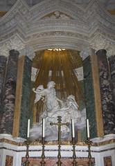 Gian Lorenzo Bernini, Ecstasy of St. Teresa, ...