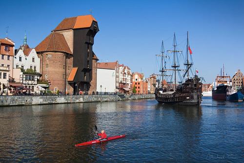 Gdansk, by Michael Cavén's