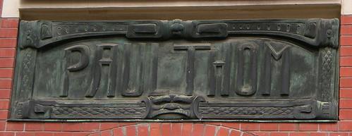 Paul Thoms Fassade