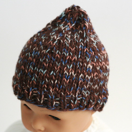 Elfin Cap - Chocolate Sprinkles