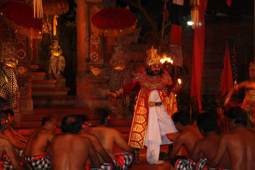 Balinesisches Tanztheater