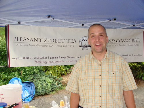 Pleasant Street Tea and Coffee Bar Represent At the CAFM