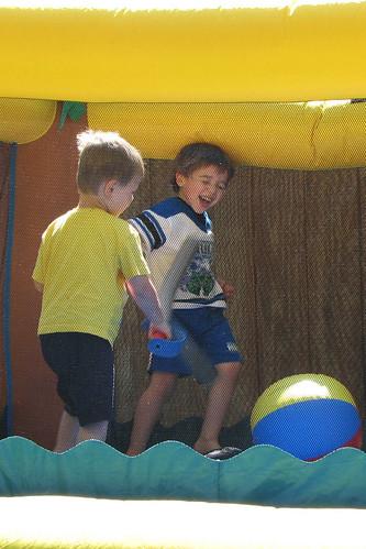 Bouncy bounce