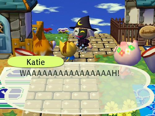 Katies baaaaaack!