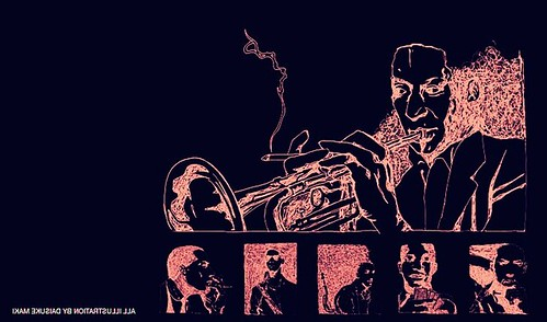 Blue Note: Sketched In The Raw 2