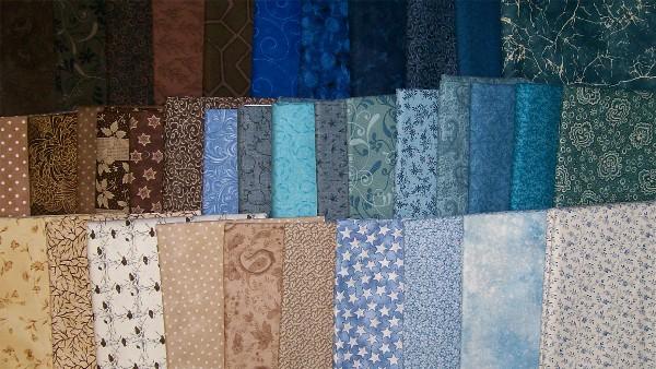 Sandi's Basket Fabrics