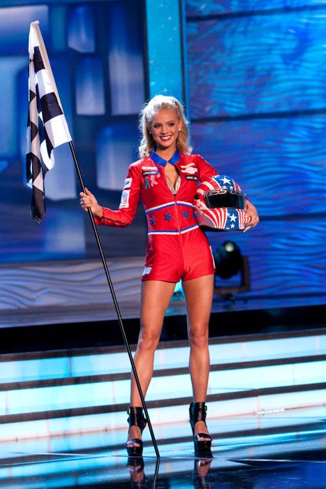 Traje Típico de Miss USA