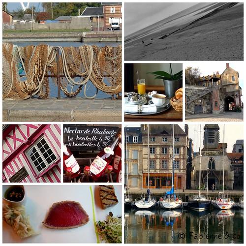 week end à Honfleur