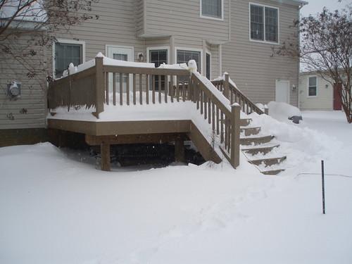 Snowstorm 12 2009