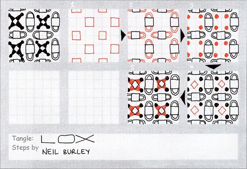 Lox - tangle pattern by perfectly4med