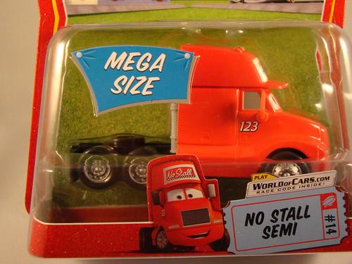 megasized no stall cab