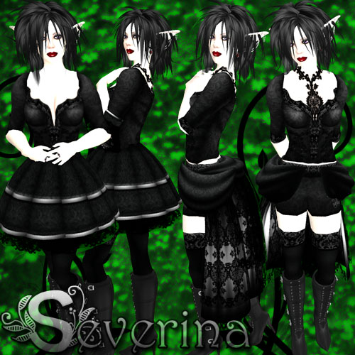 ~silentsparrow~ Severina suite