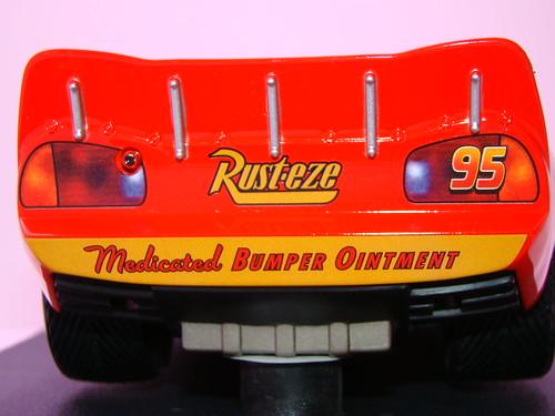 CARS Matty Collector  Lightning McQueen (1)