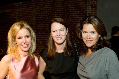 Lana Adair, Allison Speer and Kendall Wilkinson