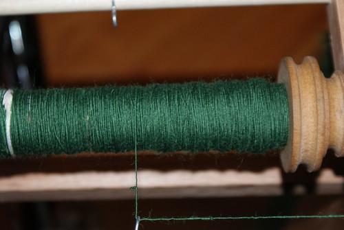Current fiber in progress