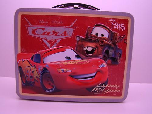 Disney CARS Lunch Box (1)