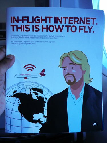 Richard Branson looks serene here