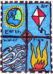 E is for Elements ATC