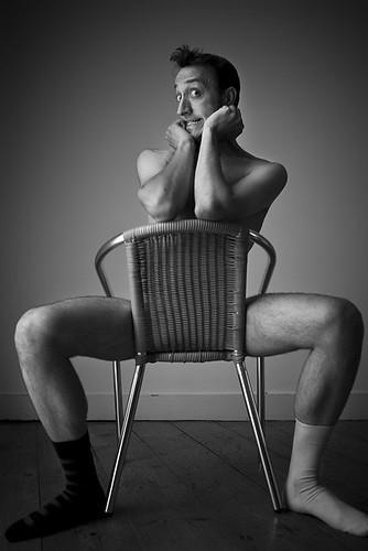 My naughty chair