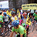 """Energy Revolution"" Bike Ride gathers thousands of  signatures for petition against nuclear power"