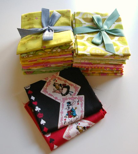 Erin McMorris fat quarter stacks
