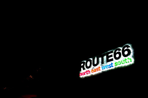 Route66 the best nightclub in Bangkok Thailand route 66