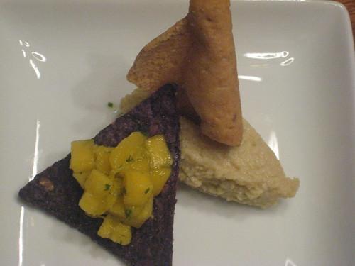 Mango Salsa, Hummus