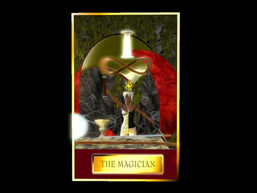 Arcana: the Magician