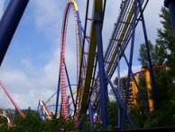 Cedar Point - Mantis Loop