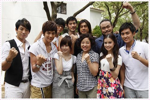 Momo Love Cast