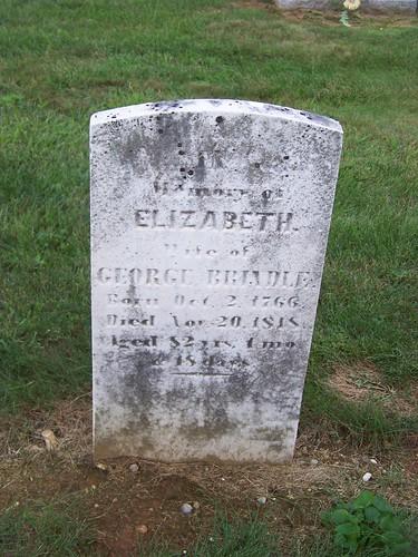 Elizabeth Brindle