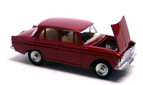 Dinky F Moskvitch 408