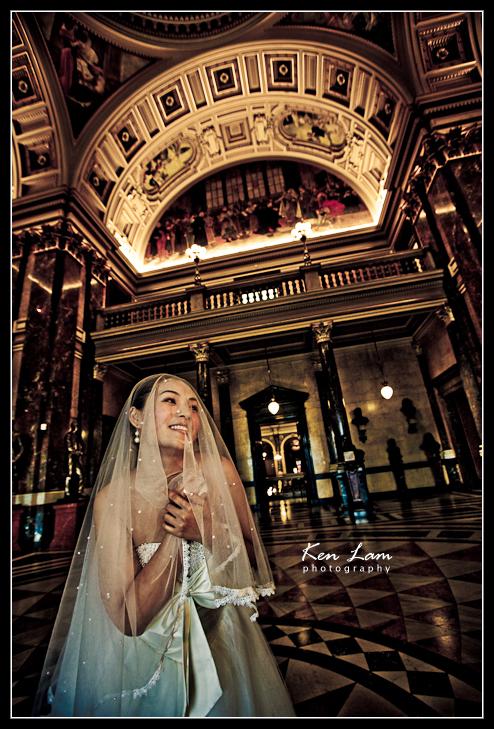 Zeta & Bryan - Pre-wedding/Engagement in Prague