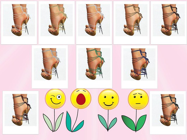New Lulu Stilettos from Slink