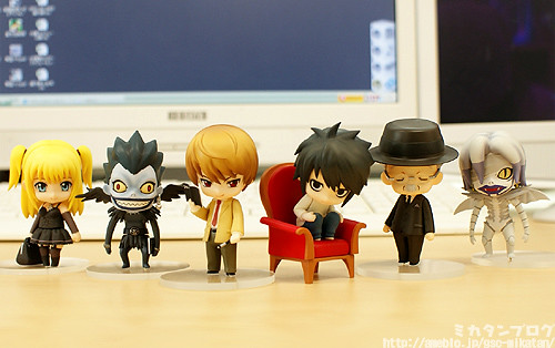Death Note Nendoroid Puchi