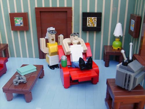LEGO family Blockheads
