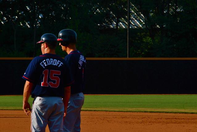 baseball: kinston indians @ winston-salem dash