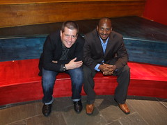Peter Shankman and Wayne Sutton