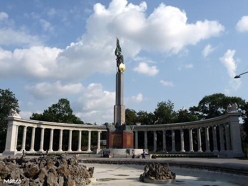 Monumento soldado desconocido