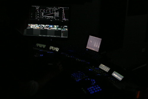 color correction @ Nolo Digital Film